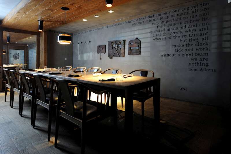 Best private dining rooms in london private dining room in for Best private dining rooms west end